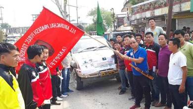 Photo of Arunachal : AAPPTF organise Mass rally on road safety