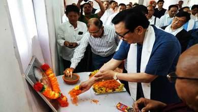 "Photo of Arunachal:Dy CM Launches ""Gram Swaraj Abhiyan"" at Namsai"