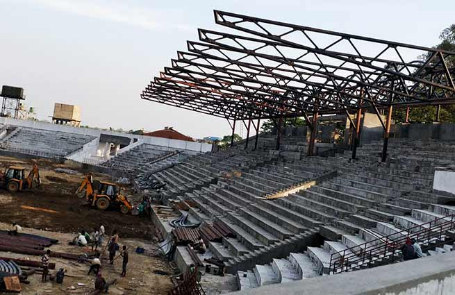 Arunachal: State still waiting for a outdoor stadium