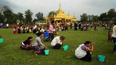 Photo of Arunachal:  Sangken, The festival of Water begins
