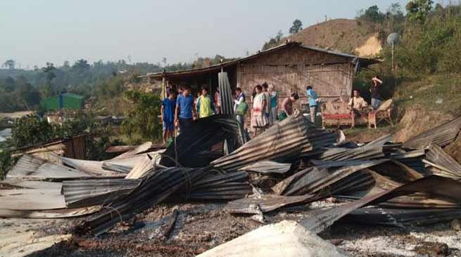 Arunachal:Tassung demands Sub-Fire Station for Banderdewa