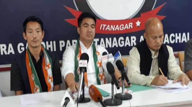 Arunachal:APYC demands Governor intervention for conduct of Panchayat polls in Schedule