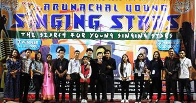 Arunachal : 2nd elimination round Arunachal Young Singing Stars