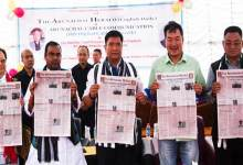 Photo of Itanagar: Khandu inaugurates 'Arunachal Cable Communication' and 'The Arunachal Herald'