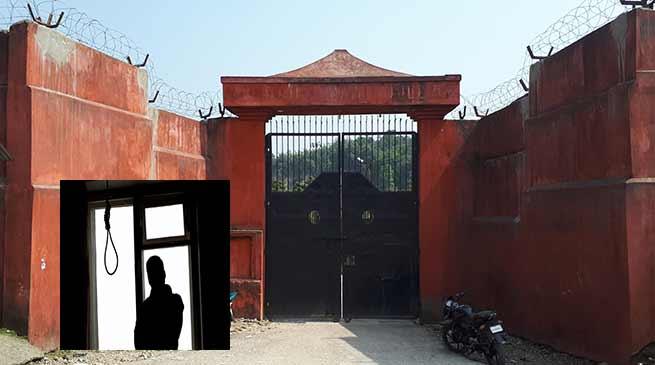 Arunachal: Prisoner found dead in side Jully district jail