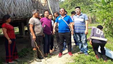Photo of Itanagar: Kaso visits storm affected area of his constituency