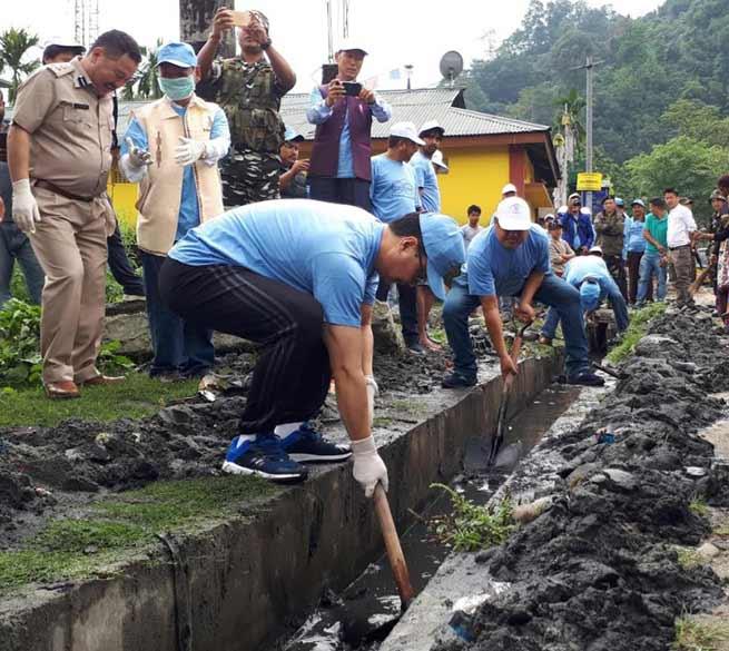 Arunachal : Bhalukpong will one of the tourist destination- Kiren Rijiju