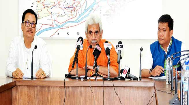 One lakh GP connected with high speed optical fibre network- Manoj Sinha