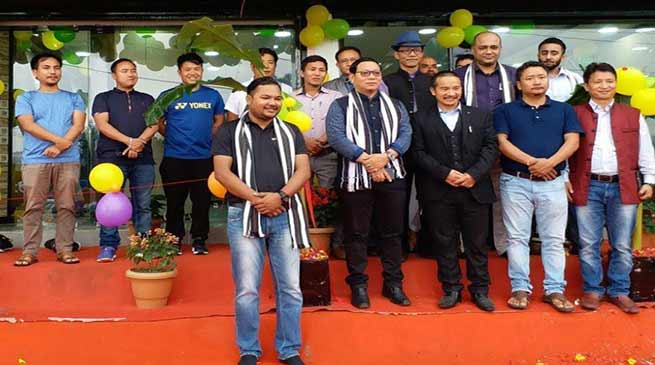 Itanagar: Young entrepreneur to become part of state development- Nera Techi