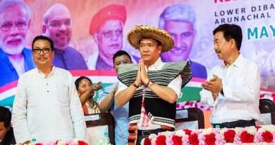Arunachal: Northeast Kishan Morcha Samwad Baithak and Kishan Sabha concludes