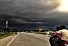 Photo of IMD predicts Severe thunderstorm, Rainfall over northeast