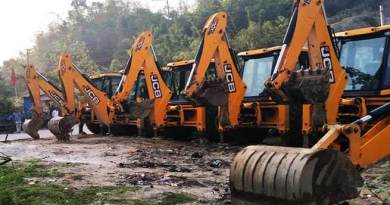 Arunachal: AAPEMWA demand action against illegal Earthmovers