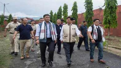 Arunachal: take proper care of hygiene & health of jail inmates- Pema Khandu