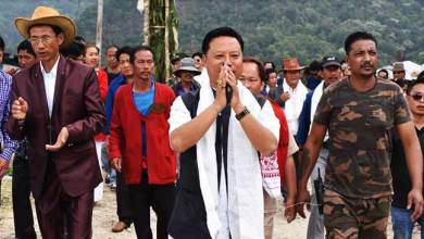 Photo of Arunachal: Sidisow inspects developmental projects in his assembly constituency
