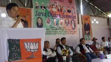 Photo of BJP is working for the greater interest of people- Laisam Simai