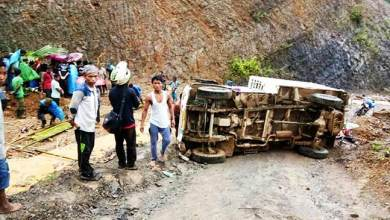 Photo of Arunachal: 1 dead, 2 injured in two road accident