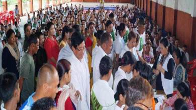 Photo of Arunachal: Mega health camp for police personnels and family members