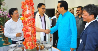 Agriculture is the only based for sustainable development of Arunachal- Rijiju