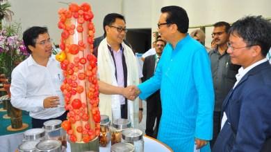 Photo of Agriculture is the only based for sustainable development of Arunachal- Rijiju