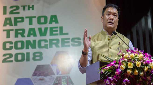 Tourism can help Arunachal to develop economically- Pema Khandu