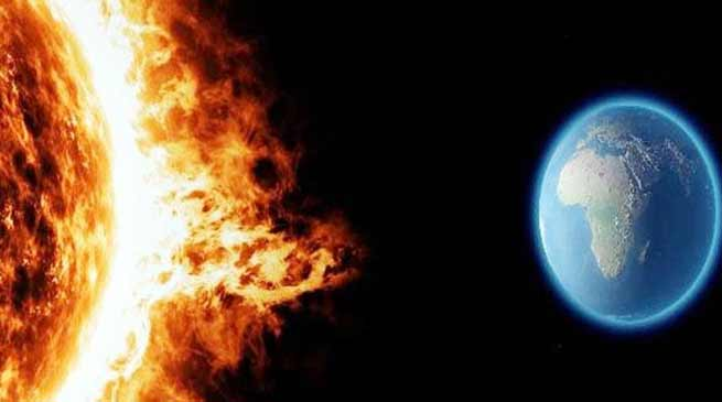 Massive Solar Storm expected to hit earth, Mobile and Cable signal may effect