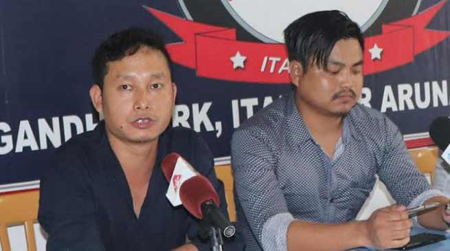 Arunachal:  AAPBSU gives govt 20 days to full fill their 3-point demands