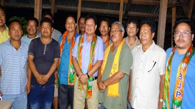 Arunachal: BJP one step ahead in Pakke Kessang