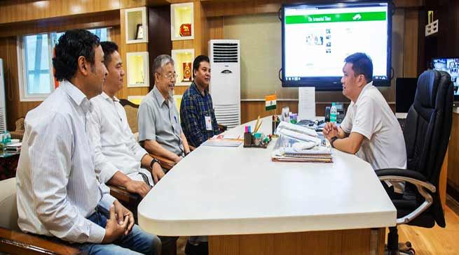Arunachal: IRCS will be made operational in all districts - Khandu