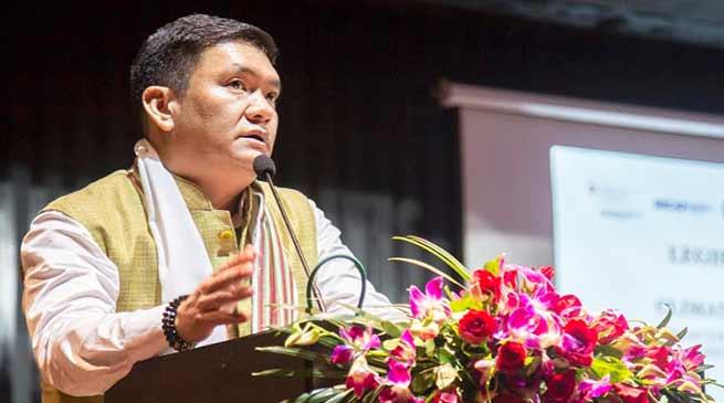 Arunachal: former legislator will be inducted the CM's Advisory Council- Khandu
