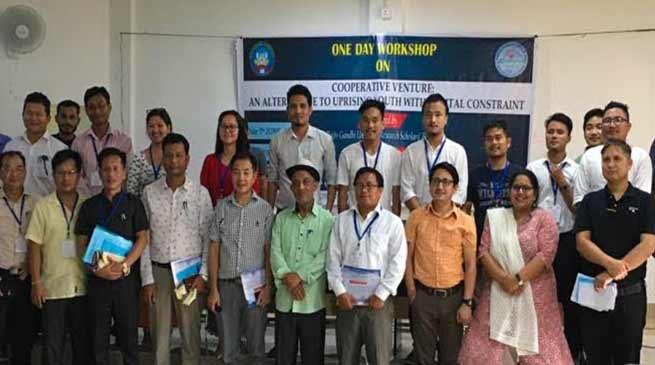 Arunachal: National Level Workshop held at RGU