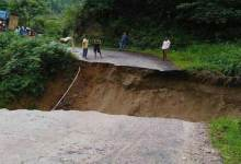 Photo of Arunachal: Heavy rains leave behind trail of destruction