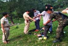 Photo of Arunachal: Capital Police launches sensitisation drive at IG Park