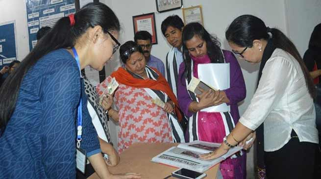 Arunachal: Women & Child Development team visits OWA