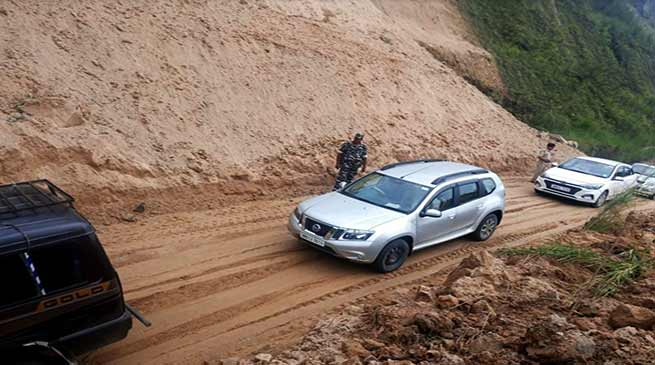 Arunachal:Ban illegal earth cutting works- AAPEMWA