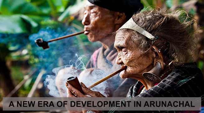 Arunachal: Loiliang Village selected for Model Village under CMAGY