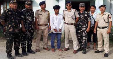 Arunachal: 17 year girl kidnapped and raped, accused arrested