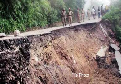 Arunachal:  Balipara-Charduar-Tawang road closed till June 24 due to massive landslides