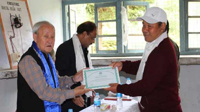 Arunachal: ALA Speaker appreciates Tapasya foundation