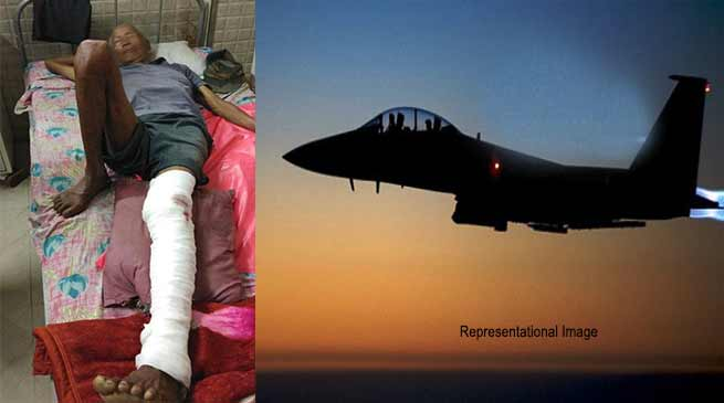 Arunachal: 1 person injured, 4 mithun killed in IAF bombings at Dollungmukh