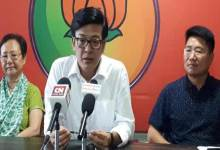 Photo of Arunachal: BJP refutes allegations against Tapir Gao