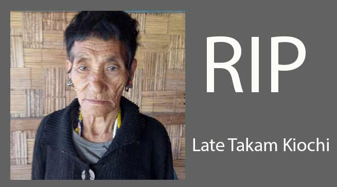 Arunachal: Takam Pario's mother passes away