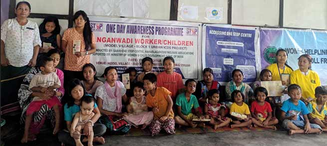 Arunachal: Awareness programme for Anganwadi workers