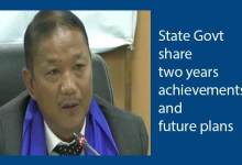 Photo of Arunachal: State Govt share two year's achievements and future plans