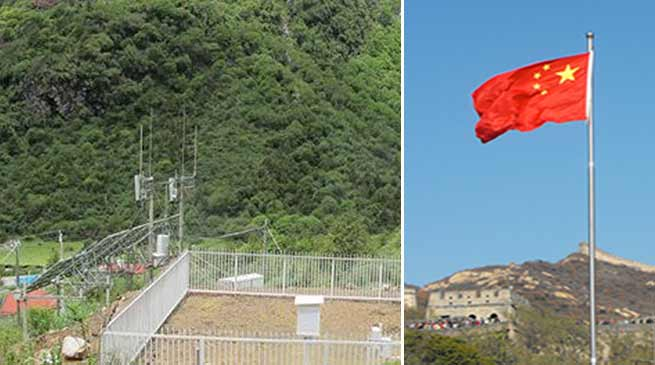 China builds unmanned weather station in Tibet adjacent to Arunachal