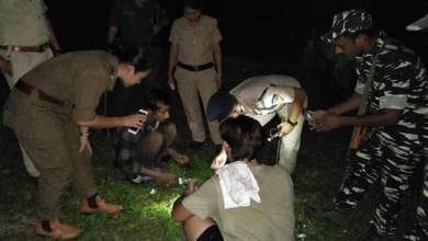 Photo of Arunachal: Capital police detained 50 people engaged in illegal activities by the road side