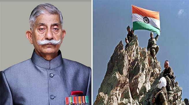 Kargil Vijay Diwas : Arunachal Governor Pay homage to Kargil war heroes