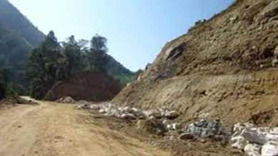 Photo of Itanagar:TK Engineering reacted to West Siang DCC allegation on slow progress of Likabali-Bame road