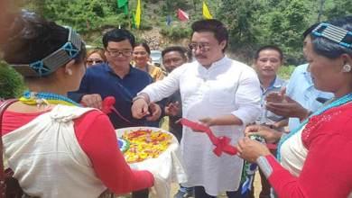 Photo of Arunachal:Saaya inaugurated Upgraded Middle School at Toon