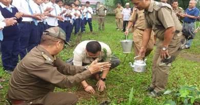 Arunachal: Ninong Ering participates in 69th Van mahotsav in Ruksin