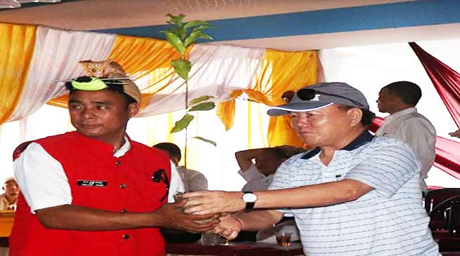 Arunachal: Govt will move for total ban on hunting , cancellation of arm licence -Nabam Rebia
